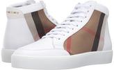 Burberry Salmond High Top Women's Shoes