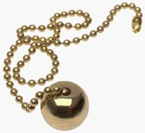 Westinghouse Lighting Westinghouse 77004 - Pull Chain with Brass Ball [Misc.] [Misc.]