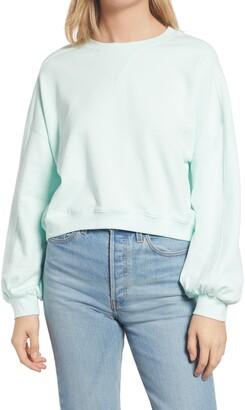 CODEXMODE Crop Sweatshirt
