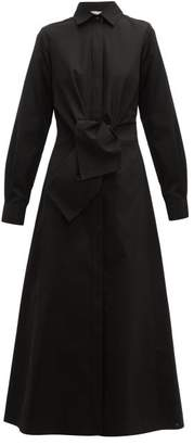 Max Mara Raro Dress - Womens - Black