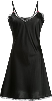 Morgan Lane Sienna slip dress