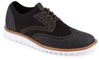 Dockers Smart Series Mens Hawking Lace-up Wing Tip Oxford Shoes