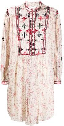 Etoile Isabel Marant Imalou floral dress