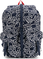 Herschel illustrative print backpack