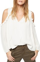 Sanctuary Blaire Cold-Shoulder Top
