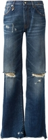 R 13 Jane Flare Jeans