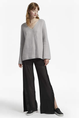 French Connection Cashmere Blend V Neck Jumper
