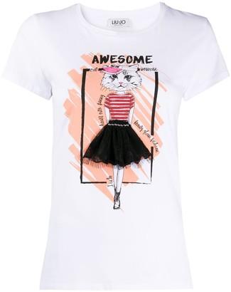 Liu Jo Awesome T-shirt