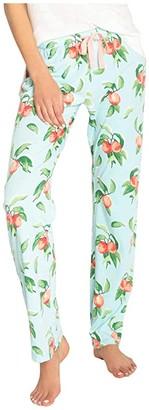 PJ Salvage Playful Prints Sleep Pants (Mint) Women's Pajama