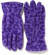 Old Navy Patterned Performance Fleece Gloves for Girls