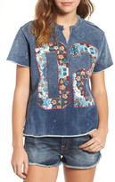 True Religion Embroidered Tee