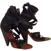 Isabel Marant Woody Sandals