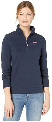 Vineyard Vines Shep Shirt (Vineyard Navy) Women's Clothing