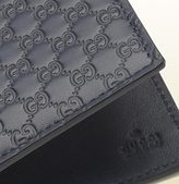 Gucci Microguccissima Leather Bi-Fold Wallet