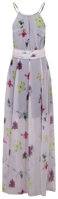 OVERWRITE RELIGION - Complete Maxi Dress Sweep Print - 8
