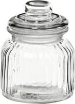 Linea Glass sweetie jar, small