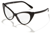 Tom Ford Cat-Eye Fashion Glasses, Light Havana