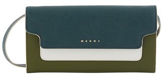 Marni Trunk wallet bag