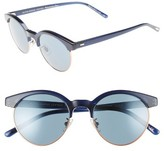 Oliver Peoples Women's Ezelle 51Mm Retro Sunglasses - Black