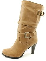 Style&Co. Style & Co Amorie Women US 11 Tan Mid Calf Boot
