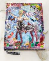 Christian Lacroix Zebra Girl Hardbound Journal