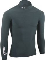 Sub Sports COLD Kids / Youth Compression Top, Long Sleeve Thermal Mock Neck Baselayer - XX-Small