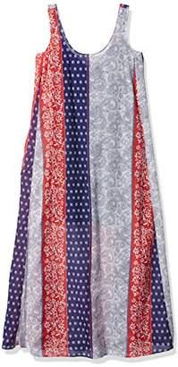 Stefanel Women's Abito Mix DI STAMPE Dress,S