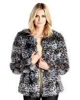 Fashion World Faux Fur Jacket