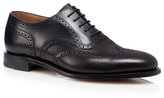 Loake Black Calf Leather Brogues