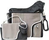 JJ Cole Collections System Bag - Black Stitch