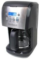 West Bend 12 Cup Steep & Brew Coffee Maker