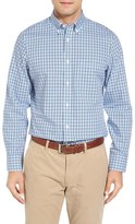 Nordstrom Men's Smartcare(TM) Regular Fit Check Sport Shirt