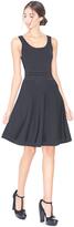 Alice + Olivia Black Heather Dress