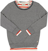 Scotch Shrunk Sweater & Long-Sleeve T-Shirt Set