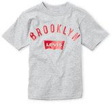 Levi's Boys 4-7) Brooklyn Crew Neck Tee