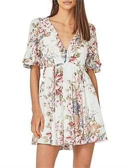 AUGUSTE Sadie Goldie Mini Dress