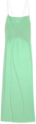 Helmut Lang Knot Detail Slip Dress