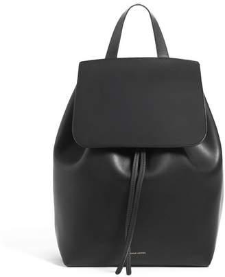 Mansur Gavriel Black Backpack - Ballerina