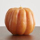 Crate & Barrel Pumpkin Candle