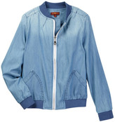 7 For All Mankind Bomber Jacket (Big Girls)