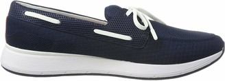 Swims Men's Knit Lace Loafer Mocassins