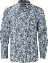 White Stuff Studio Paisley Print Ls Shirt