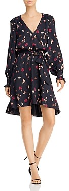 Joie Marlayne Floral Print High/Low Dress - 100% Exclusive