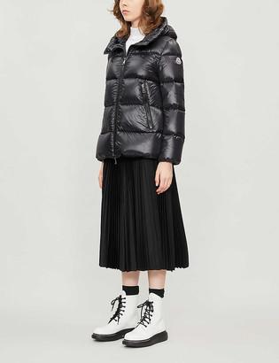 Moncler Seritte hooded padded shell jacket