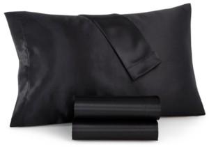Sanders Royal Silky Satin 4-Pc. California King Sheet Set Bedding