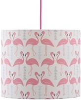 Rosa & Clara Designs Flamingo Flourish Lampshade White Medium