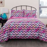 Republic Cheetah Chevron Bed in a Bag Set