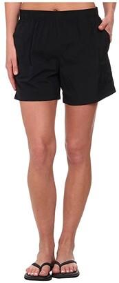 Columbia Sandy Rivertm Short (Black 1) Women's Shorts