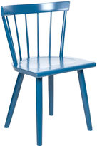 O&G Studio Colt Lowback Side Chair, Brittany Blue