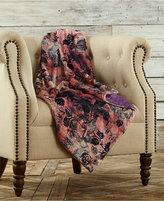 Tracy Porter Willow Printed Throw